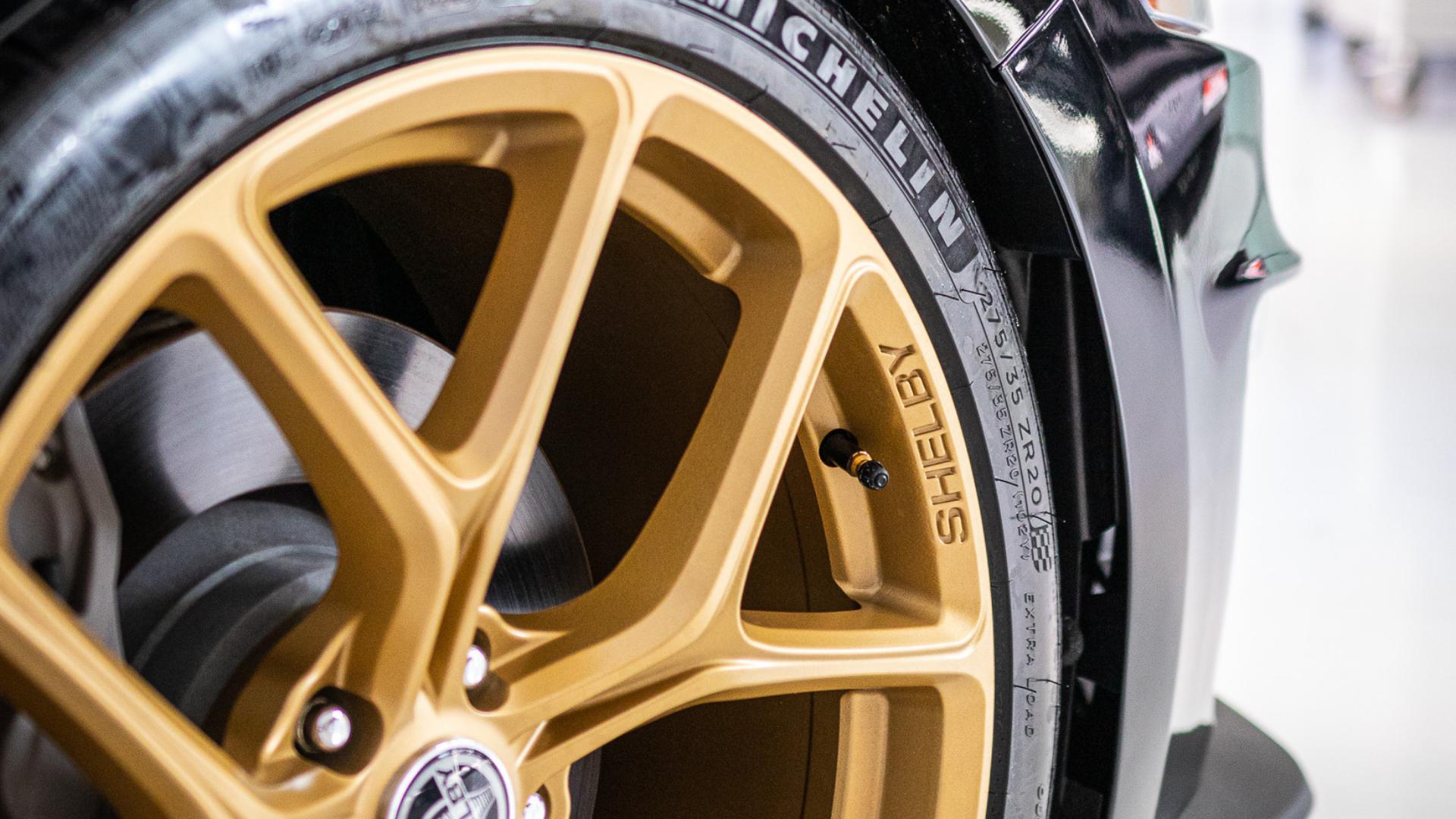 Pneumatico Shelby GT-H