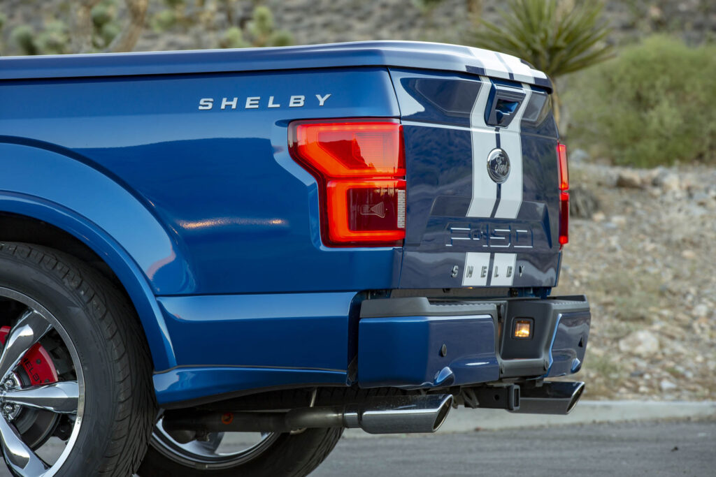 Posteriore F-150 Shelby Super Snake