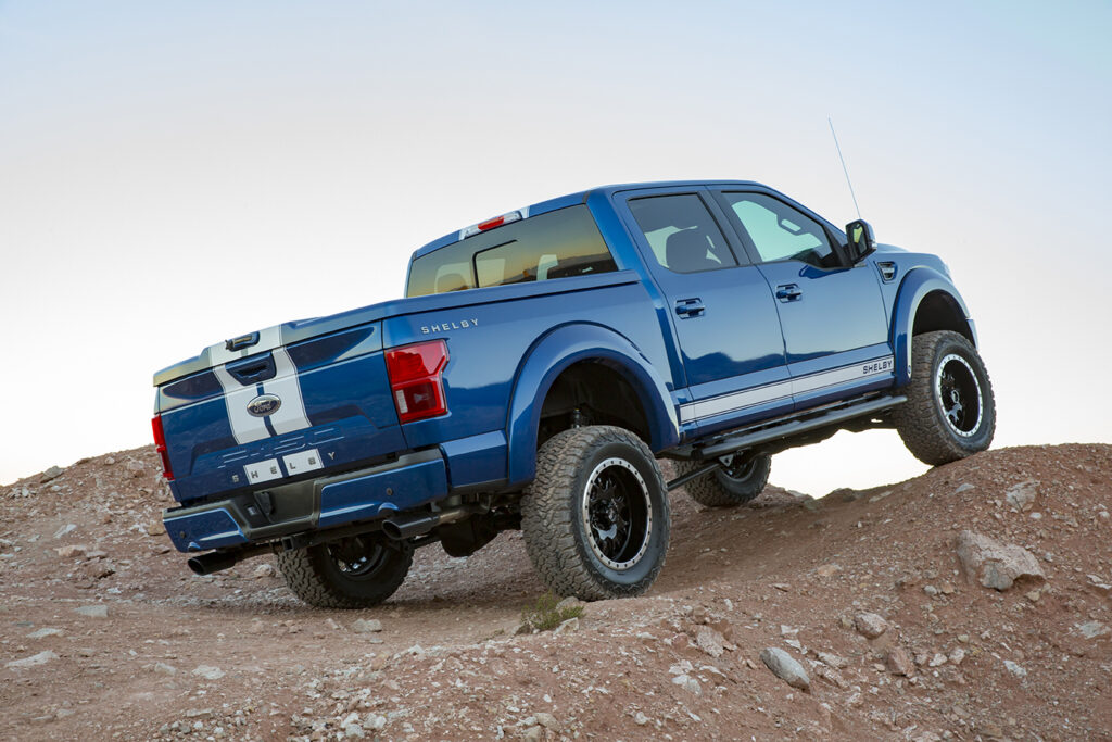 Shelby Off Road F150 Truck
