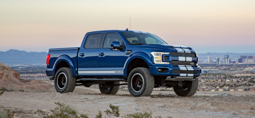 Shelby Off-Road F150