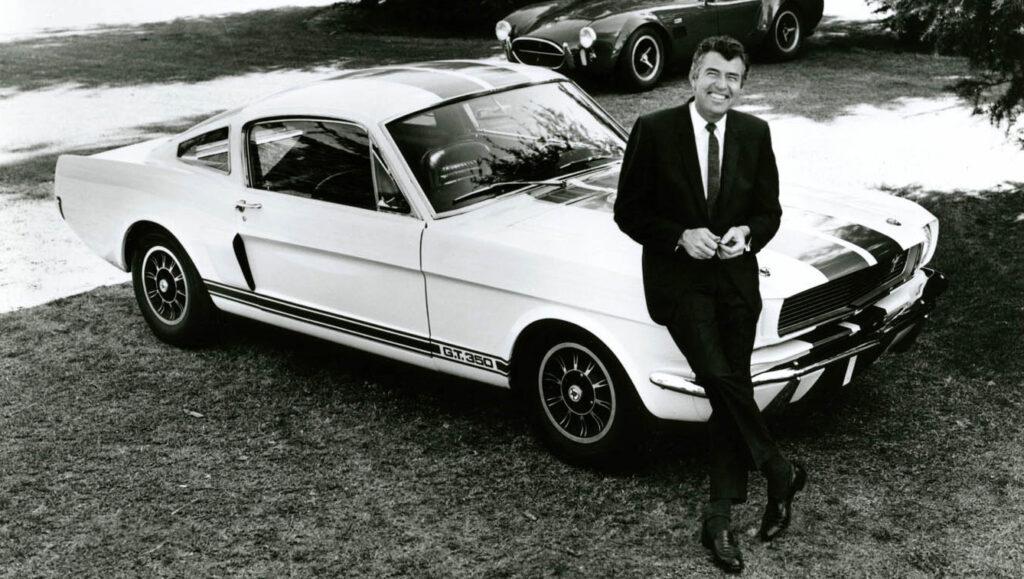 Carroll Shelby negli anni Ford