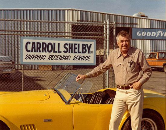 Gardena 1975 Carroll Shelby
