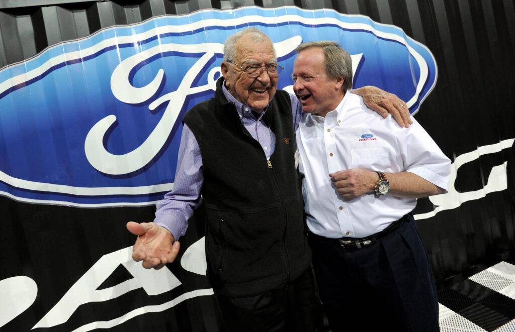 Carroll Shelby ed Edsel Ford II