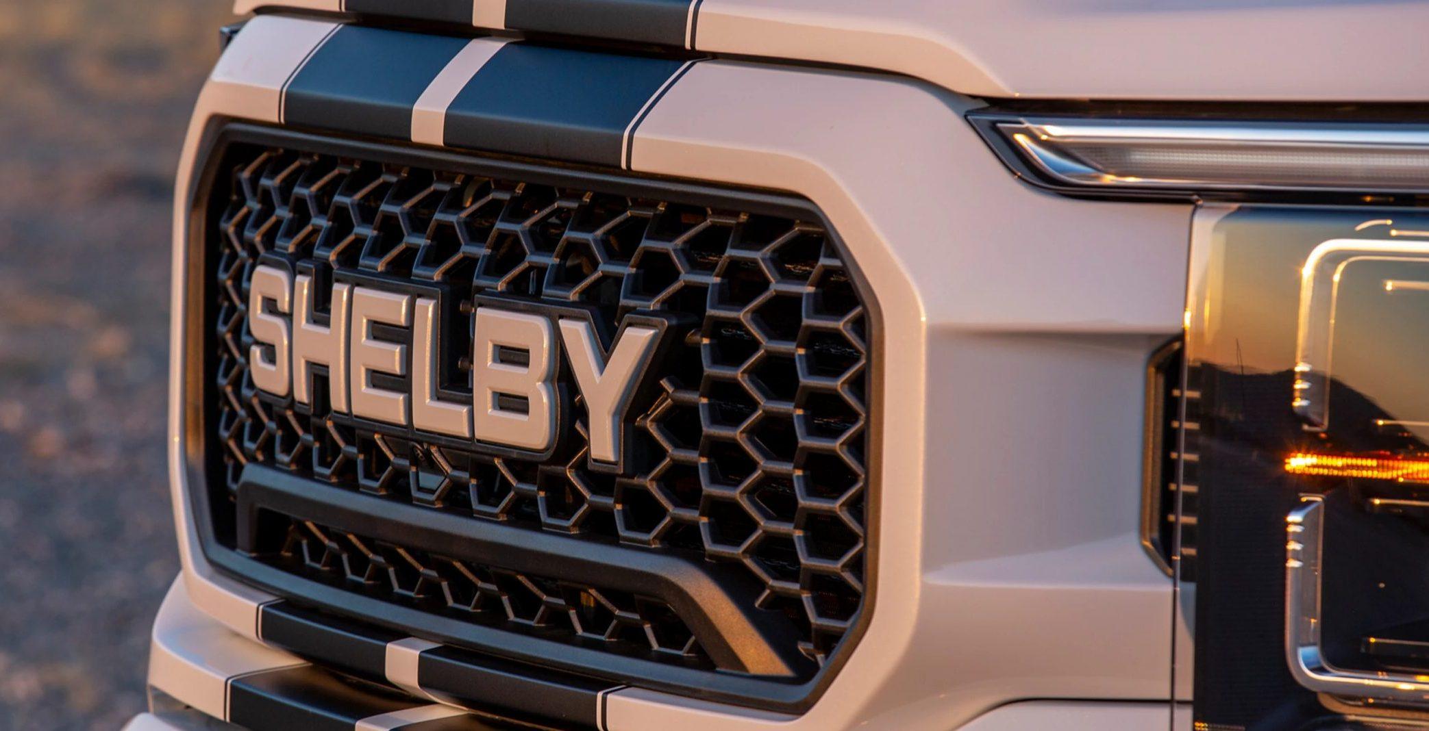 Shelby F150 2021 anteriore