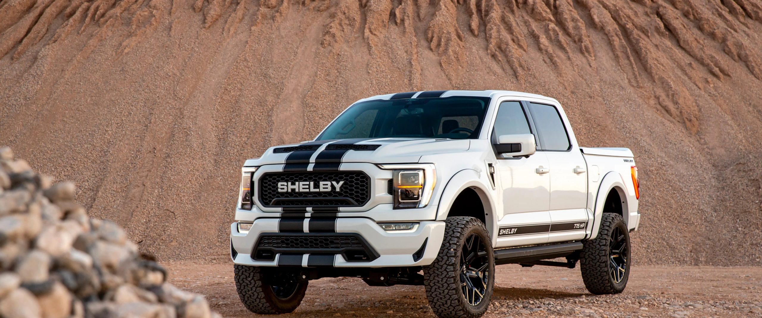Shelby F150 2021 cover