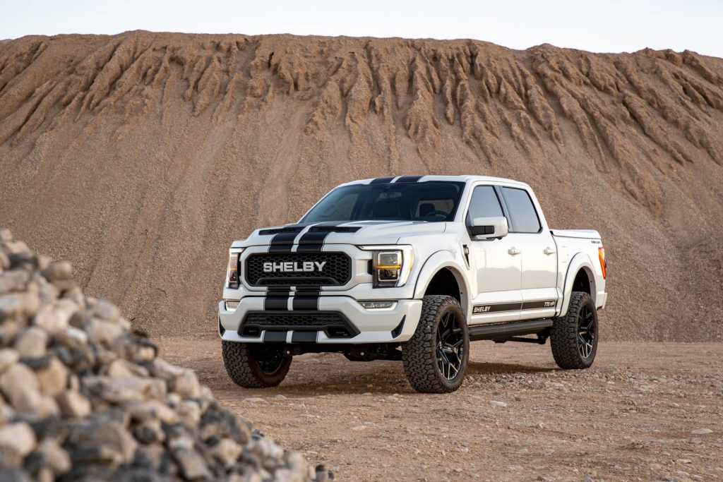 Shelby F150 2021 off road