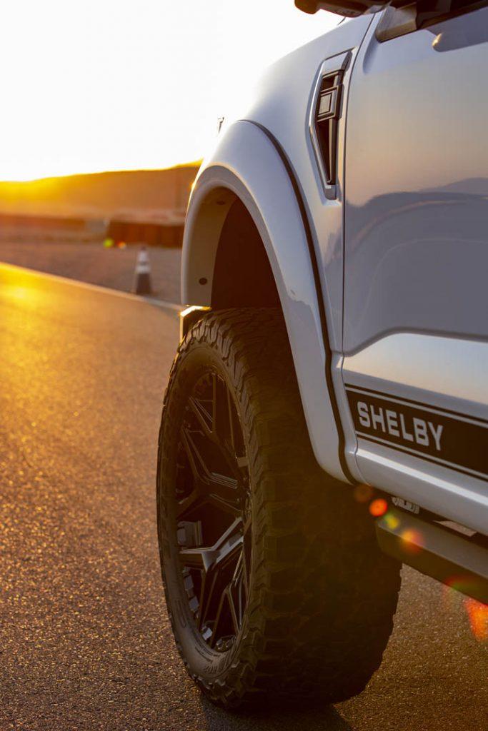 Shelby F150 2021 pneumatici