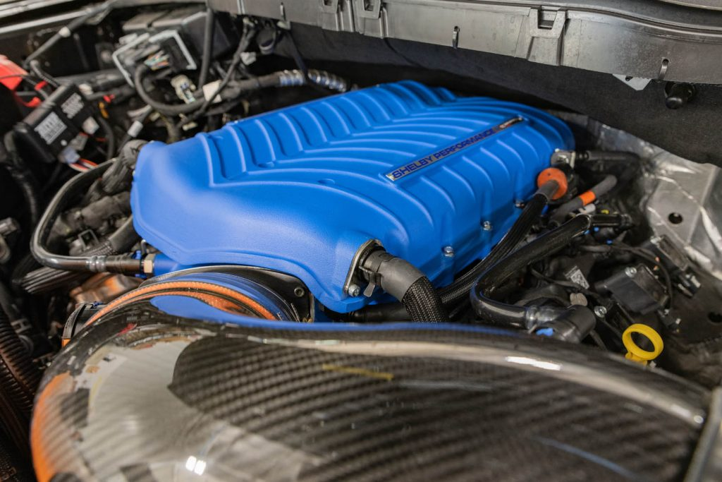 Shelby F150 2021 supercharged